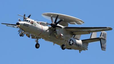 169068 - Grumman E-2D Advanced Hawkeye - United States - US Navy (USN)