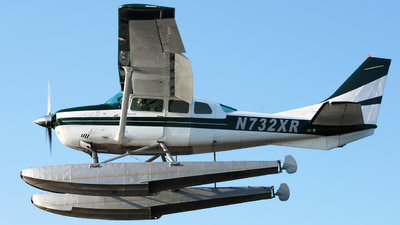 N732XR - Cessna U206G Stationair - Private