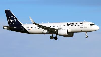 D-AIJA - Airbus A320-271N - Lufthansa