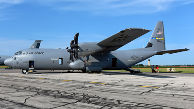 08-5685 - Lockheed Martin C-130J-30 Hercules - United States - US Air Force (USAF)