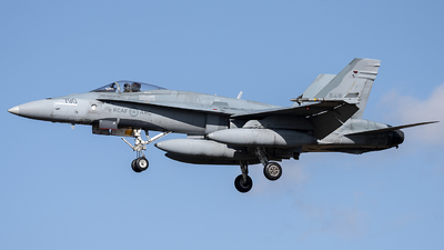 188790 - McDonnell Douglas CF-188 Hornet - Canada - Royal Canadian Air Force (RCAF)