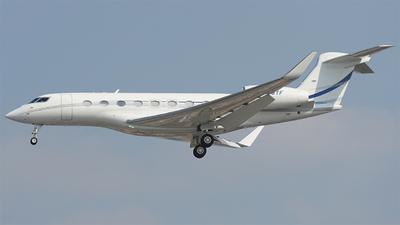 N899YF - Gulfstream G650 - Private