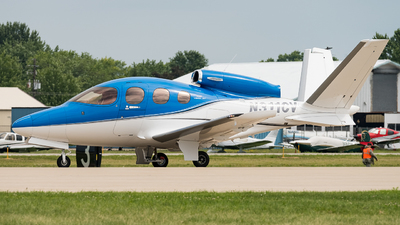 N311CV - Cirrus Vision SF50 G2 - Private