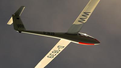 D-1639 - Rolladen Schneider LS-4 - Aero Club - Krakowski