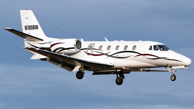 A picture of N785DW - Cessna 560XL Citation Excel - Delta Private Jets - © Alec Mollenhauer