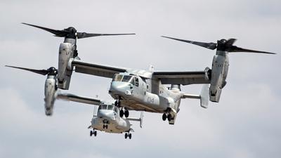 166725 - Boeing MV-22B Osprey - United States - US Marine Corps (USMC)