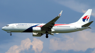 9M-MLU - Boeing 737-8H6 - Malaysia Airlines