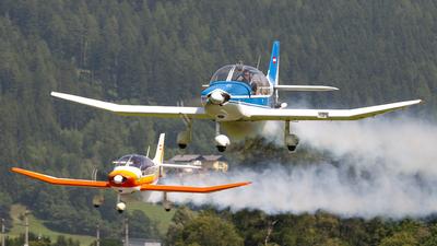 OE-KUM - Robin DR400/180R Remorqueur - Private