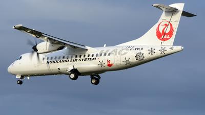 A picture of FWWLR - ATR 42600 - [] - © Romain Salerno / Aeronantes Spotters