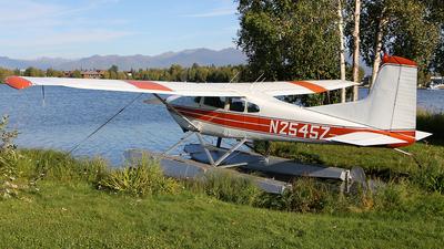 N2545Z - Cessna 185B Skywagon - Private