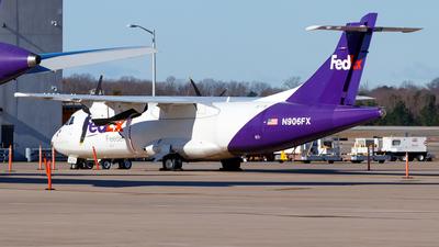 N906FX - ATR 42-320(F) - FedEx Feeder (Mountain Air Cargo)