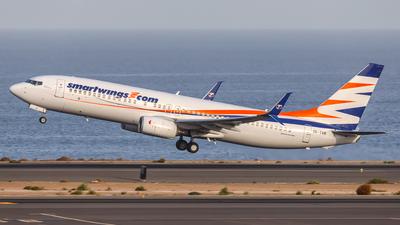 OK-TVR - Boeing 737-86N - Sunwing Airlines (Travel Service)