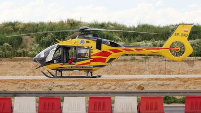SP-DXD - Airbus Helicopters H135 - Poland - Medical Air Rescue