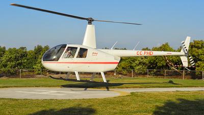 CC-PHD - Robinson R44 Raven II - Private