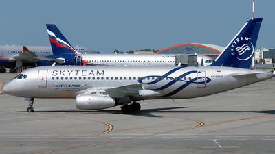 RA-89005 - Sukhoi Superjet 100-95B - Aeroflot