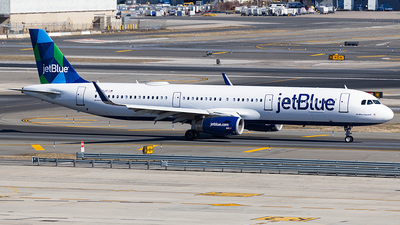 N950JT - Airbus A321-231 - jetBlue Airways