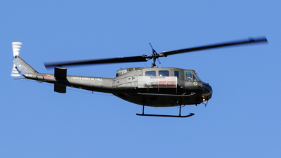H-82 - Bell UH-1H Iroquois - Chile - Air Force