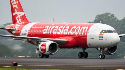 CC-BAP - Airbus A320-214 - AirAsia