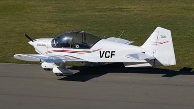 ZK-VCF - Alpha Aviation R2160  - Aero Club - Canterbury