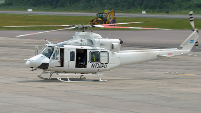 N136PD - Bell 412EP - Argentina - Air Force