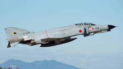 67-8378 - McDonnell Douglas F-4EJ Kai - Japan - Air Self Defence Force (JASDF)