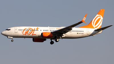 PR-GUG - Boeing 737-8EH - GOL Linhas Aereas