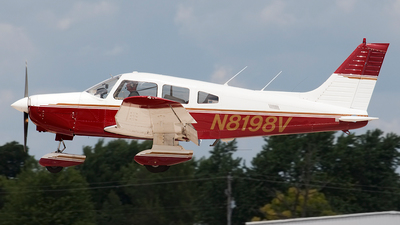 A picture of N8198V - Piper PA28161 - [288216145] - © Jeremy D. Dando