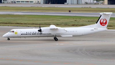 JA85RC - Bombardier Dash 8-Q402C - Ryukyu Air Commuter (RAC)