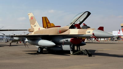 08-8012 - Lockheed Martin F-16CJ Fighting Falcon - Morocco - Air Force