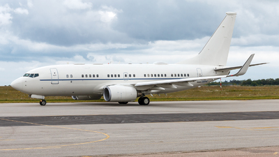 02-0042 - Boeing C-40B - United States - US Air Force (USAF)