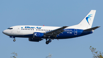 YR-AME - Boeing 737-530 - Blue Air