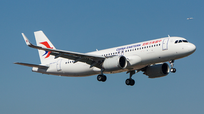 B-302H - Airbus A320-251N - China Eastern Airlines