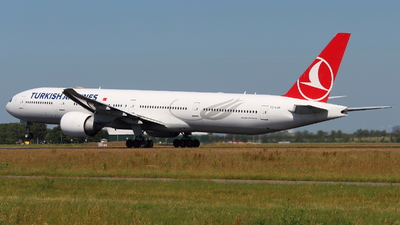 A picture of TCLJH - Boeing 7773F2(ER) - Turkish Airlines - © Marcel Schmidt