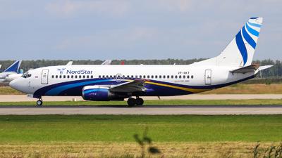 A picture of VPBKT - Boeing 73733R - NordStar - © Vitaly Revyakin