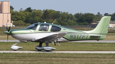 N517PT - Cirrus SR20-G6 Platinum - Private