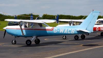 A picture of GWACB - Cessna F152 - [1972] - © Derek Ferguson