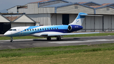 VP-CTC - Bombardier BD-700-2A12 Global 7500  - Private