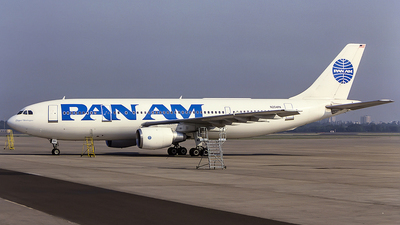 N204PA - Airbus A300B4-203 - Pan Am