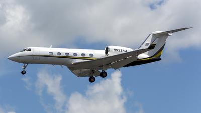 N999AA - Gulfstream G-IV - Private