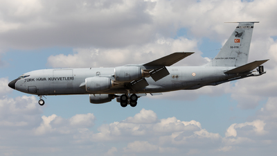 58-0110 - Boeing KC-135R Stratotanker - Turkey - Air Force