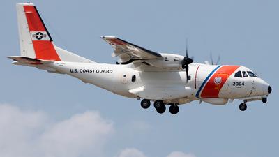 2304 - CASA HC-144A Ocean Sentry - United States - US Coast Guard (USCG)