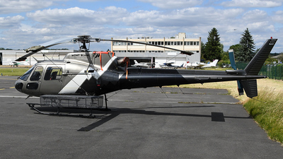 F-GJJH - Aérospatiale AS 350B2 Ecureuil - Mont Blanc Hélicoptères
