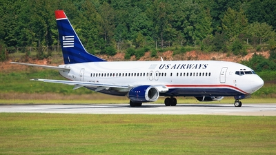 N427US - Boeing 737-4B7 - US Airways
