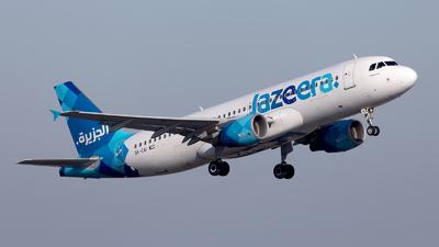 A picture of 9KCAI - Airbus A320214 - Jazeera Airways - © Mustafa Sandikci