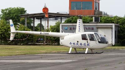 B-7508 - Robinson R44 Raven - Sichuan Xiling Fengteng General Aviation