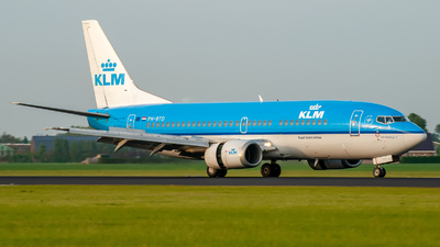 PH-BTD - Boeing 737-306 - KLM Royal Dutch Airlines