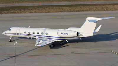 N102DZ - Gulfstream G-V - Private