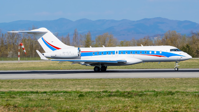 9H-KLS - Bombardier BD-700-1A10 Global 6000 - Private