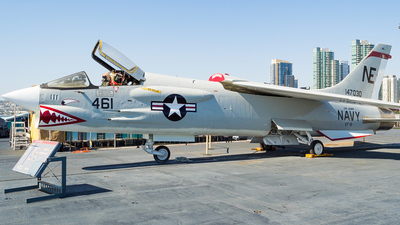 147030 - Vought F-8U-2 Crusader - United States - US Navy (USN)