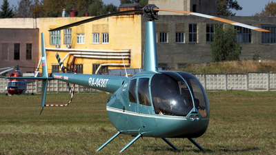 RA-04387 - Robinson R44 Raven - Private